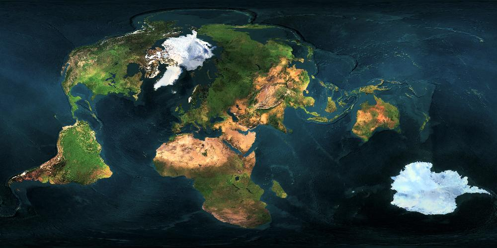 Alternate Earth Map.Alternate Maps Catholic Sensibility