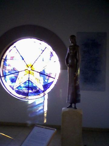stella maris chapel interior