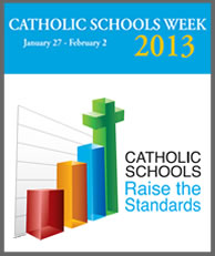 Catholic Schools Week 2013