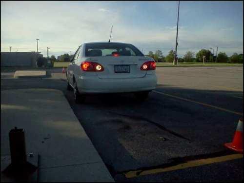 Br parking