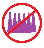 no crown