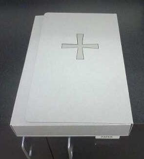 book of deceased box