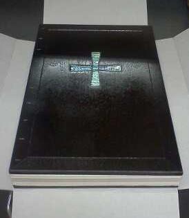 book of deceased