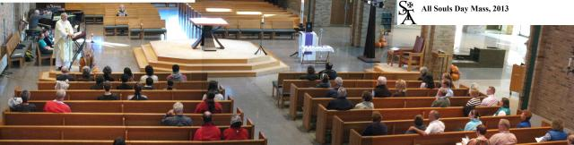 All Souls Mass 2013