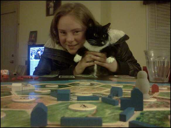 Br ginny catan
