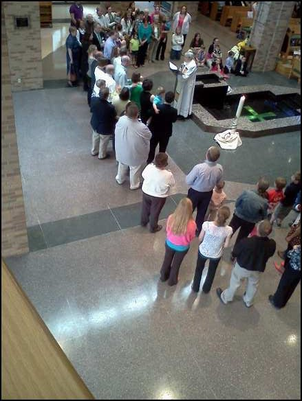 baptism @ Mass 4