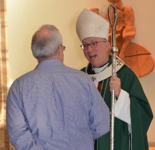 archbishop jackels @ STA