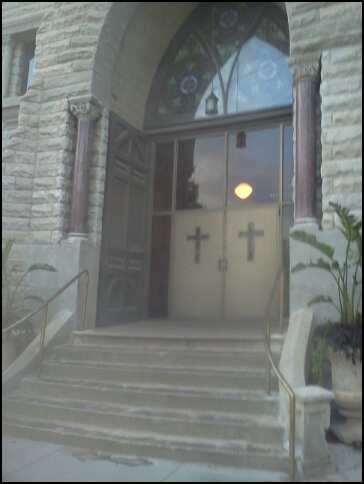 creighton st john's doors