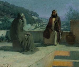 tanner jesus and nicodemus