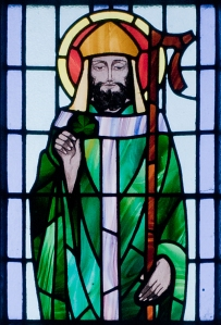 st patrick window