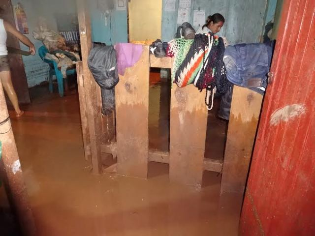 flooding in Honduras 2