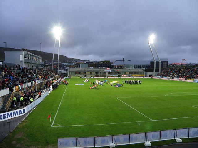 Torsvollur_Football_Venue_in_Torshavn_Faroe_Islands