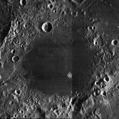 Grimaldi Crater