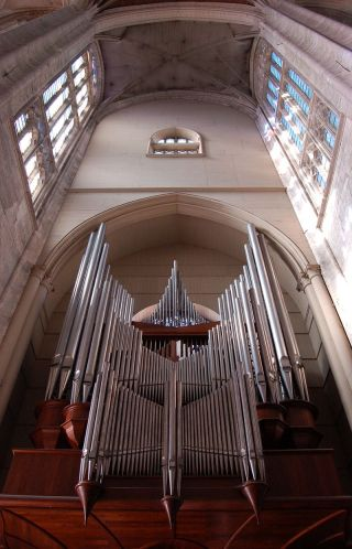Beauvais Cathedral organ