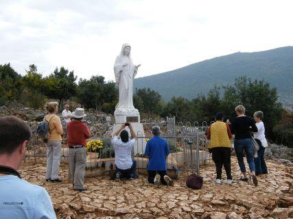 Mary at Podbrdo