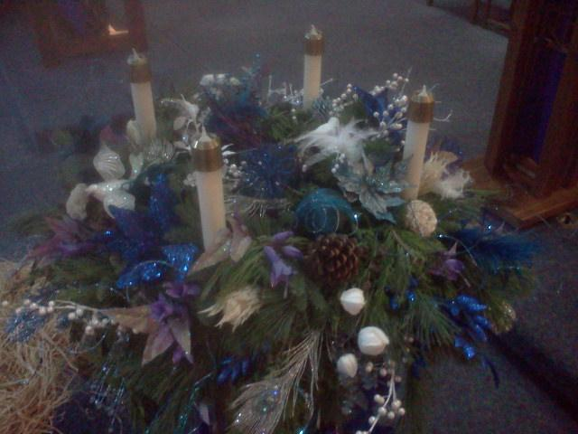HT Advent wreath 2015