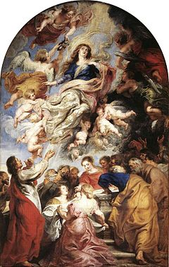 Assumption by Rubens