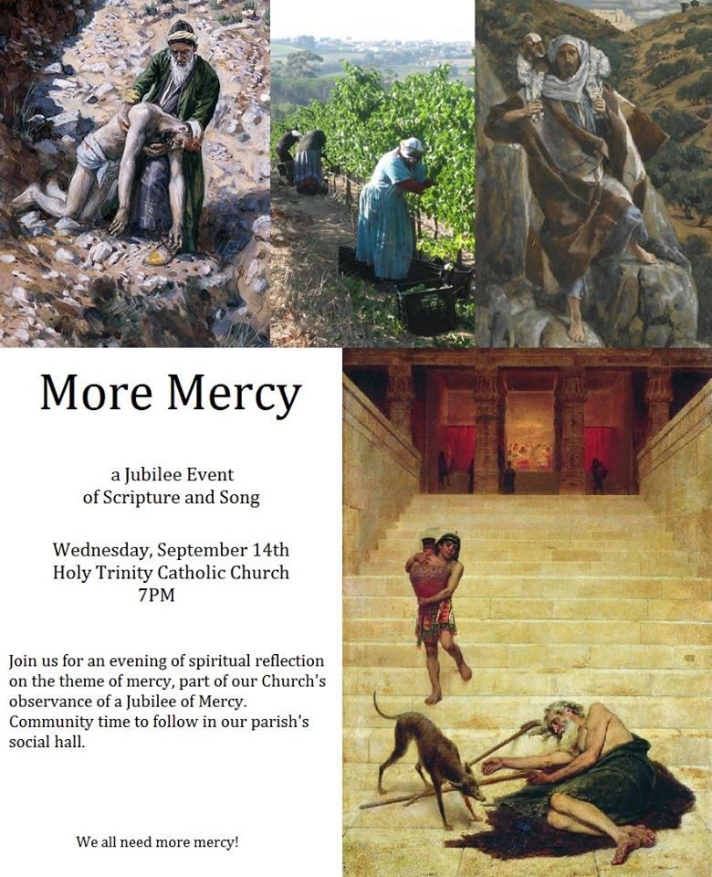 More Mercy
