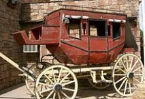 wells fargo wagon